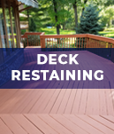 Imperial Painting Inc. - Deck Restaining